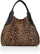 Lanvin Women's Trapeze Calf Hair Small Tote Bag