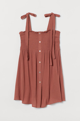 H&M MAMA Crinkled top
