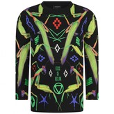 Marcelo Burlon County of Milan Marcelo BurlonBoys Black Parr Top