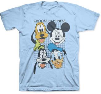Disney Little Boys Choose Happiness T-Shirt