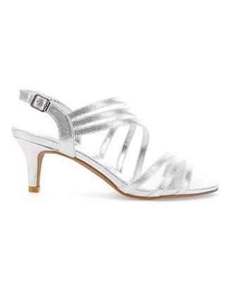 Jd Williams Wrap Around Occasion Sandals E Fit
