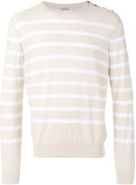 Malo striped sweatshirt - men - Cotton - 46