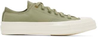 Converse Green Clean N Preme Chuck 70 Ox Sneakers