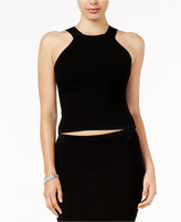 GUESS Mirage Textured Crop Top
