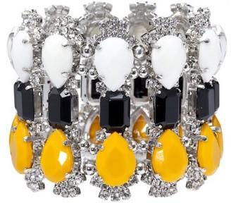 K&L Designs LK LKB092DY Designs Women's Bracelet Brass 22.5 cm