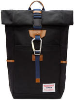 Master-piece Co Black Link Backpack