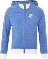 Nike Girls Zip Up Vintage Hoodie