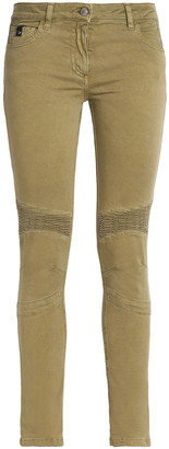 Belstaff Stretch-cotton Skinny Pants