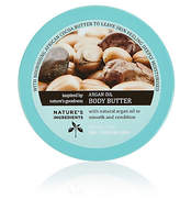 Nature's Ingredients Travel Size Argan Body Butter 50ml