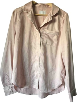 Abercrombie & Fitch Pink Top for Women