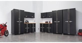 Trinity Pro 13 Piece Garage Cabinet Set