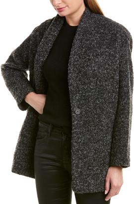 IRO Rafa Alpaca & Wool-Blend Coat