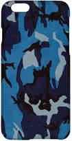 MAiSON TAKUYA Camouflage Leather iPhone 6/6 Plus Case