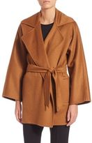 Max Mara Short Cashmere Coat