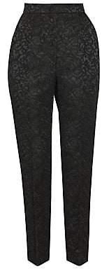 Dolce & Gabbana Women's Jacquard Skinny Pants