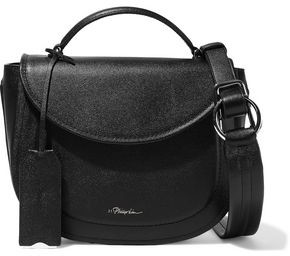 3.1 Phillip Lim Hudson Textured-leather Shoulder Bag