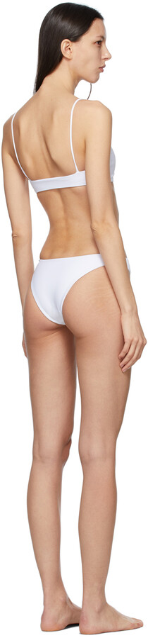 Thumbnail for your product : JADE SWIM White Muse & Most Wanted Bikini