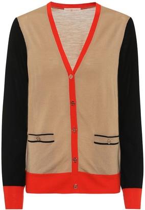 Tory Burch Madeline wool cardigan