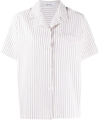 Norse Projects Striped Short Sleeve Shirt