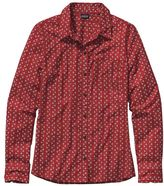 Patagonia Women's Long-Sleeved Brookgreen Shirt