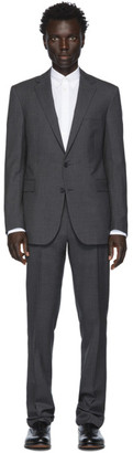 Ralph Lauren Purple Label Grey Wool RLX Gregory Suit
