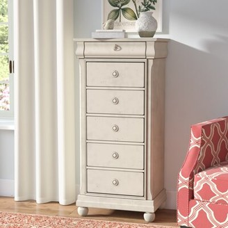 Charlton Home Warlick 6 Drawer Lingerie Chest Charlton Home