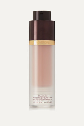Tom Ford Traceless Perfecting Foundation Broad Spectrum Spf15 - Cool Beige 4.7
