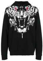 Marcelo Burlon County of Milan Jung Panther Print Sweatshirt