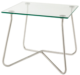 Chania End Table Indoor/Outdoor