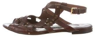 Tom Ford Stud-Embellished Caged Sandals
