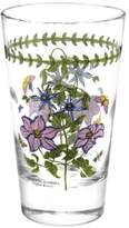 Portmeirion Botanic Garden Set of 4 Highball Glasses