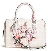 GUESS Women's Ashville Box Satchel