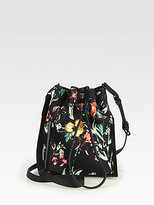 3.1 Phillip Lim Scout Floral Printed Canvas Crossbody