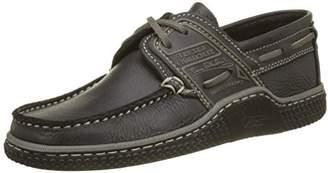 TBS Men's Globek Boat Shoes,5 5.