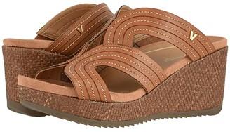 Vionic Malorie (Black) Women's Wedge Shoes