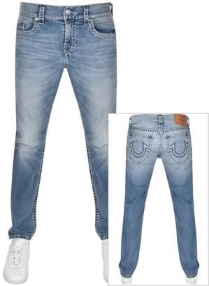 True Religion Geno Super T Jeans Blue