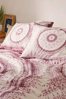 Urban Outfitters Plum & Bow Effie Medallion Sham Set