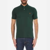 Polo Ralph Lauren Men's Custom Fit Polo Shirt Northwest Pine