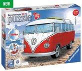 Ravensburger Volkswagen T1 Camper Van 3D Puzzle - 162 Piece