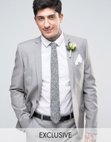 Heart & Dagger Slim Summer Wedding Suit Jacket