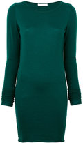 Societe Anonyme knitted dress - women - Merino - S