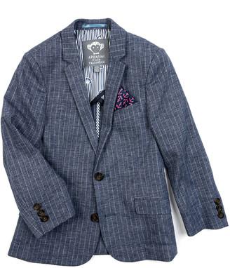 Appaman Boys' Linen-Blend Sports Jacket, Size 2-14