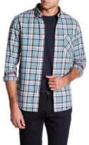 Ben Sherman Plaid Slim Fit Shirt