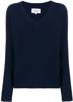 BA&SH Classe v-neck jumper