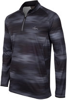 Greg Norman For Tasso Elba Printed Quarter-Zip Jacket, Only at Macy's