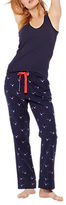 Joules Snooze Pyjama Bottoms, Navy