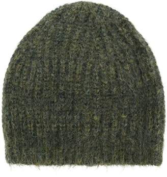 Isabel Marant ribbed knitted beanie