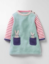 Boden Pet Pocket Knitted Dress