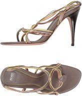 Boss Black Toe strap sandals - Item 11313897