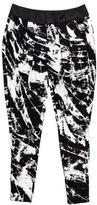 Helmut Lang Paint Splatter Harem Pants